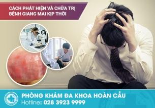 Những triệu chứng giang mai trên cơ thể không nên phớt lờ