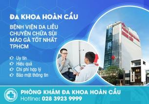 Bệnh Viện Chuyên Chữa Sùi Mào Gà Tốt Nhất TPHCM