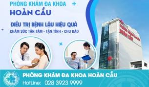 Phòng khám điều trị bệnh lậu uy tín bậc nhất tại TPHCM