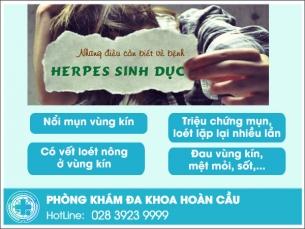 Tìm hiểu herpes là gì và cách điều trị hiệu quả nhất hiện nay
